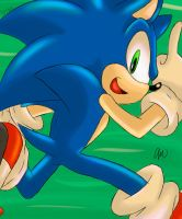 Keep On Running by SonicForTheWin2