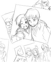 APH: Feliciano's album by qianying