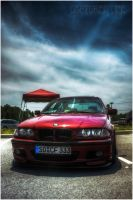 BMW E46 (Original Edit) by KOMODO-Art