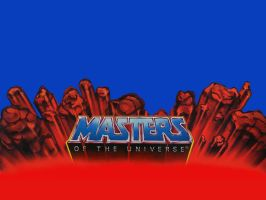 Masters o.t Universe Packaging by FNHot