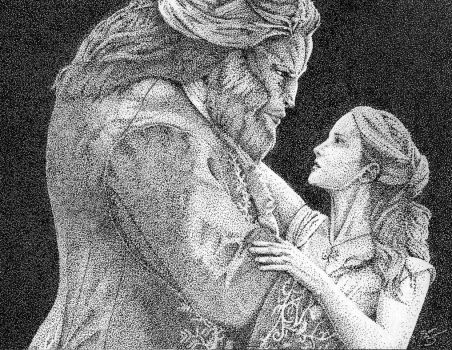 Beauty and the Beast by SamanthaBranch