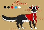 Official MYO Nume: Muse by heliodorh