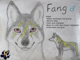 Fang by FurYourDreams