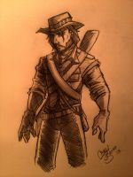 John Marston by Chansey123