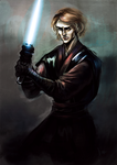 Anakin Skywalker by radacs