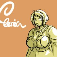 Cleric622 by WickedStar