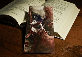 Morgana bookmark by oribi