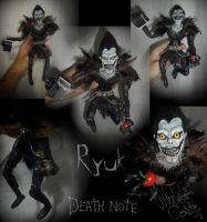 Ryuk Death Note by wgacton