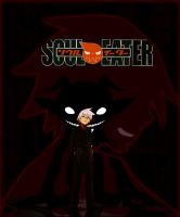 Soul eater - black soul by Pushok-12