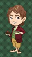 Pocket Bilbo by Sugarling