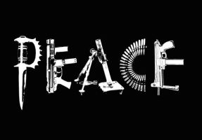 PEACE t-shirt by Androsov