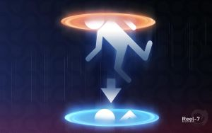 Portal Wallpaper No.2 by McFlyWalker