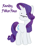 mlp rage faces rarity by ObservedFIREFLY