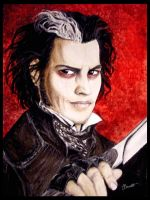 Sweeney Todd by Terrauh