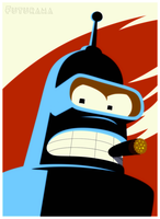 Bender by sonic-mj