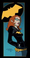 Barbara Gordon by GarryHenderson