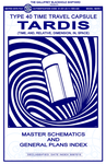 TARDIS Master Schematics Cover Page  (Revised) by Time-Lord-Rassilon