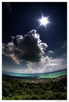 Balaton Lake Lookout by miki3d