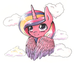 little angel of love... Cadence by AviAlexis25