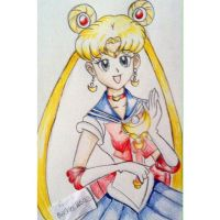 Sailor Moon by ashlee1203