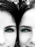 TWIN EYES 2 by bccm20