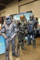 RTX 2015: Spartans by pgw-Chaos