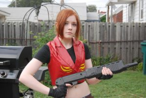 Claire Redfield 2 by KyotoSasaki