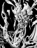 Demon from the Rift by TyrlionDesign