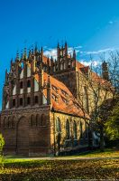 Holy Trinity Church by parsek76