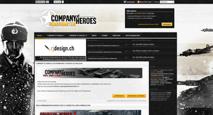Company of Heroes Headquarter by rjgamer