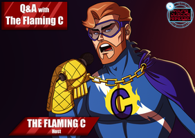 Q and A with The Flaming C by AnArtistCalledRed