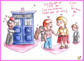 Happy Valentine's day 2012-Doctor Who by FuriarossaAndMimma