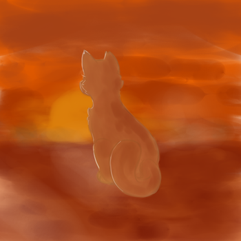 squirrelflight by triangle-slices
