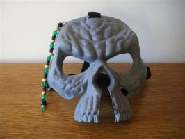 Death Eater Mask-Goblet of Fire by Mace-X