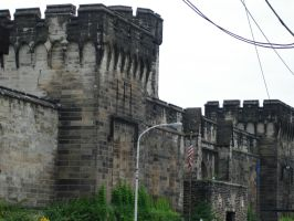 Old Philadelphia Prison by steveclaus