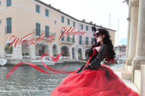 Waiting for my Valentine... by s-moon-s