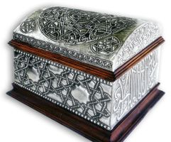 ARABIC CHEST 1 - COMPLETE. by arteymetal