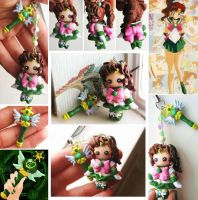 Sailor Jupiter commission by mayumi-loves-sora
