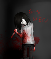 Jeff The Killer by NekoXemi