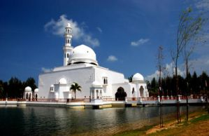 white mosque 1 by UNITIT