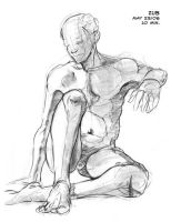 Figure Drawing 2006-05-23 2 by Zubby