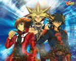 Yugioh Leaders 2 by MissDino13a