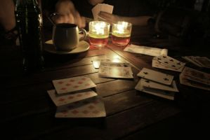 playing card by NumberOneFabbi