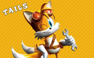 Sonic Boom Wallpaper(Tails) by Millerwireless