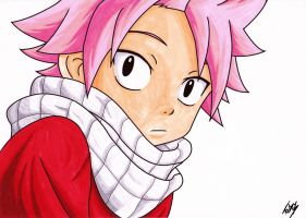 Young Natsu COPIC by TobeyD