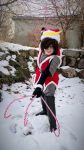 Date Masamune Christmas Outfit by DogsAndFlames