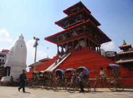 Durbar Square by Suppi-lu-liuma