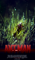 Ant-Man poster by zLKida