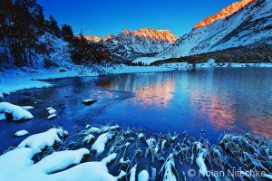 North Lake Snow by narmansk8