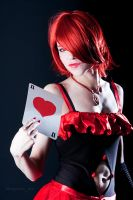 Six of diamonds by FieryVeela